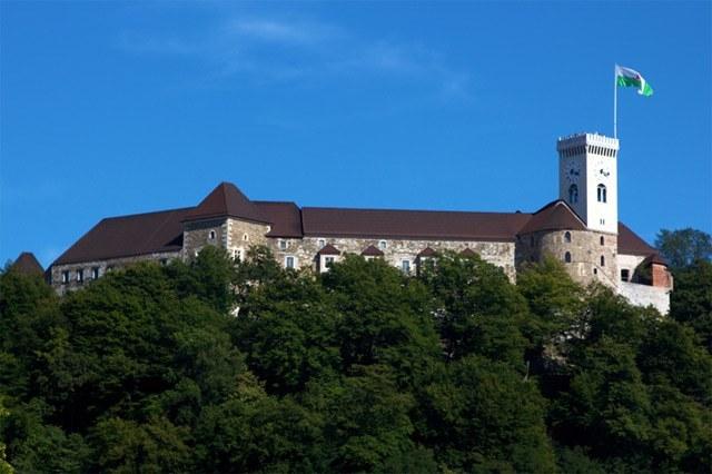 Poroka - Ljubljanski grad