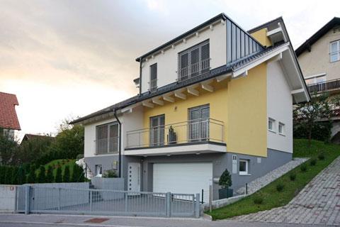 Montažna hiša Kamnik