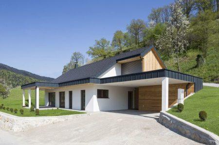 Montažna hiša Ljubno