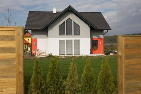 Montažna hiša Slovenj Gradec