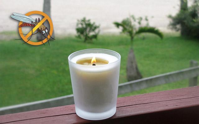 Sveča proti komarjem