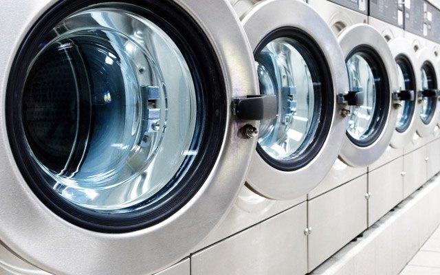 Velika kapaciteta pralnih strojev
