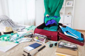 Pakiranje prtljage