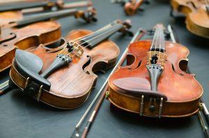 Velikosti violine